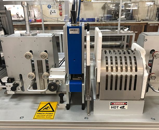 servo controlled precision indexing